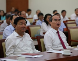 Chuyển sinh hoạt đoàn đại biểu Quốc hội với ông Nguyễn Thiện Nhân, Đinh La Thăng