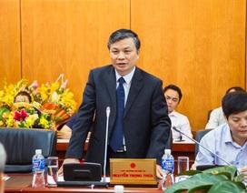 5 Thứ trưởng được điều động, bổ nhiệm chức vụ mới