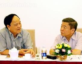 """Kỷ luật nguyên Bí thư Bình Định vì việc bổ nhiệm cán bộ, """"bán"""" cảng Quy Nhơn"""