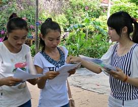 Xét tuyển đại học 2017: Thí sinh cần đăng ký bao nhiêu nguyện vọng là đủ?
