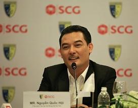 CLB bóng đá Hà Nội lên kế hoạch xây lại sân Hàng Đẫy