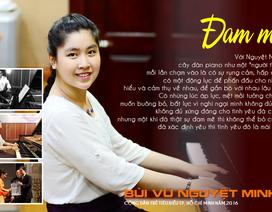 Cô gái Việt được mời làm trợ lý cho giáo sư ĐH tại Mỹ