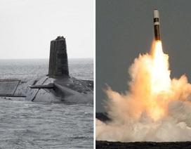 Tàu ngầm Anh phóng nhầm tên lửa về phía Mỹ