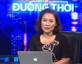 Nhà báo Tạ Bích Loan làm Trưởng bộ môn Phát thanh và Truyền hình