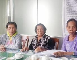 Nhiều nhà giáo  nghỉ hưu tiếp tục đi đòi tiền chính sách tại Sóc Trăng