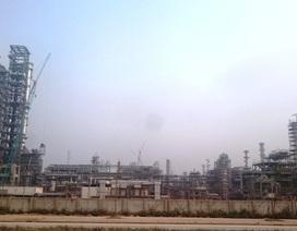 Nhà máy lọc hóa dầu Nghi Sơn chưa đảm bảo nhiều hạng mục môi trường