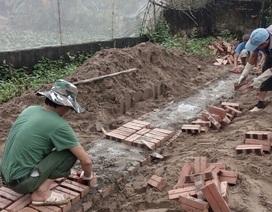 Khởi công xây dựng nhà nhân ái cho gia đình cựu chiến binh Nguyễn Xuân Trường