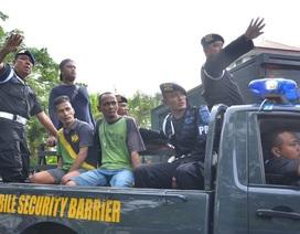 200 tù nhân vượt ngục ở Indonesia