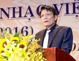 NSND Nguyễn Quang Vinh làm Cục trưởng Cục Nghệ thuật biểu diễn