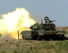 Xe tăng Nga nã nhầm đồng đội, ít nhất 1 người chết