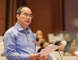 Bí thư Nguyễn Thiện Nhân tha thiết mong phụ nữ TPHCM nâng tỷ suất sinh