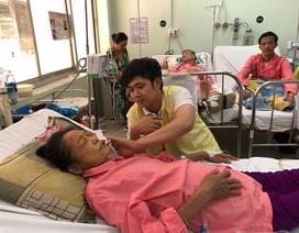 Người mẹ bị vi trùng phá hủy tim đã vĩnh viễn ra đi