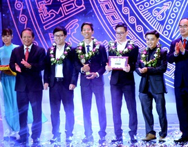 Sáng nay diễn ra Giao lưu trực tuyến Giải thưởng Nhân tài Đất Việt 2017