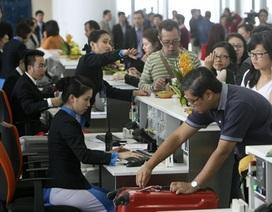 """Chất lượng dịch vụ sân bay: Wifi nhận """"điểm kém"""" nhất"""
