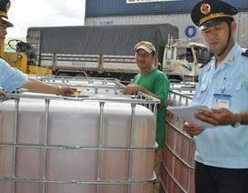 Hơn 1/4 lượng hoá chất nhập về Việt Nam có xuất xứ Trung Quốc