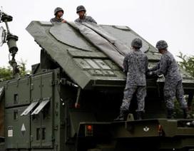 Nhật Bản diễn tập phòng thủ tên lửa đối phó với Triều Tiên