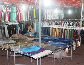 Phú Yên: Tiểu thương bỏ chợ đêm vì buôn bán ế ẩm