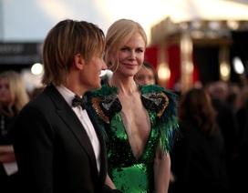 Vợ chồng Nicole Kidman hạnh phúc sánh đôi