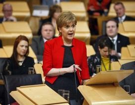 Quốc hội Scotland bỏ phiếu ủng hộ kế hoạch tách khỏi Anh