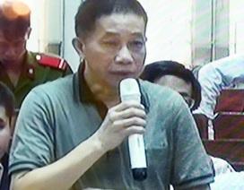 Phiên xử Hà Văn Thắm bất ngờ tạm dừng sau ít phút bắt đầu chiều nay