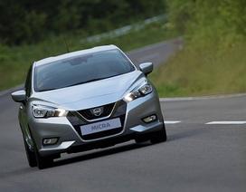 Nissan Micra 2017 - Thế lực mới ở phân khúc xe nhỏ
