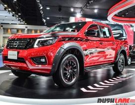 Nissan Navara Black Edition ra mắt với giá từ 519 triệu đồng