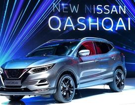 Nissan đưa công nghệ tự lái vào xe Qashqai