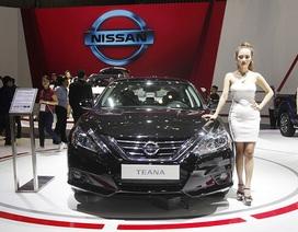 Những mẫu xe mới hiếm hoi được công khai giá