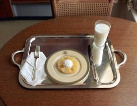 Hé lộ bữa ăn cuối của ông Nixon trước khi từ chức