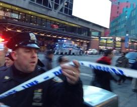 Đánh bom ở ga tàu điện ngầm New York