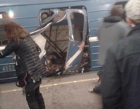 Nga truy nã 2 nghi can trong vụ nổ tàu điện ngầm
