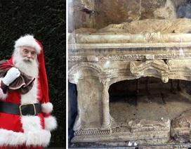 Tìm thấy mộ của ông già Noel?