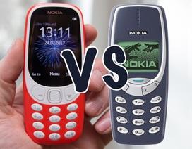 """Nokia 3310 hồi sinh sau 17 năm: Có giúp """"ông vua một thời"""" trở lại?"""