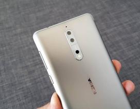 Đập hộp Nokia 8 chính hãng sắp bán ra tại Việt Nam