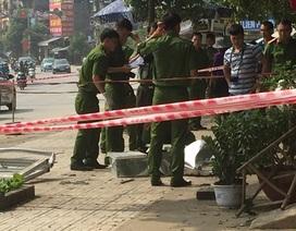 Vụ nổ khiến 1 phụ nữ tử vong: Khởi tố vụ án giết người