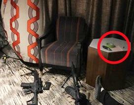 Mẩu giấy tiết lộ kế hoạch của sát thủ trước giờ xả súng ở Las Vegas