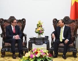 """Thủ tướng tiếp quỹ đầu tư Mỹ """"rót"""" hàng tỷ USD vào du lịch Việt"""