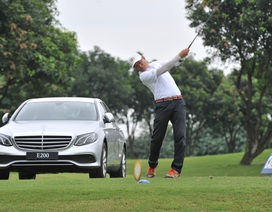 """Sôi động giải """"Saigon Gold Golf Tournament 2017"""""""