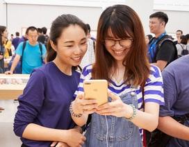 Apple tiếp tục mở rộng thị trường bán lẻ tại châu Á