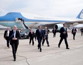 Tổng thống Mỹ được bảo vệ như thế nào khi công du nước ngoài?
