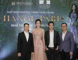 """Sau Kỳ Duyên, Hoa hậu Mỹ Linh trở thành """"nàng thơ"""" của NTK Hoàng Hải"""