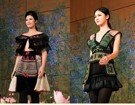 Thổ cẩm Việt - sứ giả văn hoá vươn ra thế giới