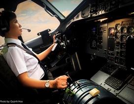 Những nữ phi công theo cánh bay chinh phục bầu trời