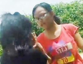 Nữ sinh đánh bạn quay trực tiếp trên facebook do mâu thuẫn từ bình luận trên mạng