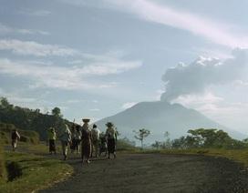 Trái Đất sẽ lạnh đi khi núi lửa Agung phun trào