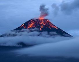 Bất ngờ phát hiện 91 núi lửa bên dưới lớp băng Nam Cực