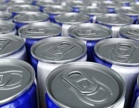 Thường xuyên uống nước tăng lực có thể dẫn đến nghiện côcain
