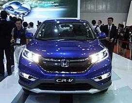 Honda CR-V giảm giá kịch sàn: Rúng động cả người mua lẫn đối thủ