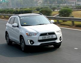 Mitsubishi triệu hồi hơn 4.200 xe tại Việt Nam