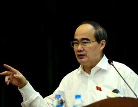Bí thư Nguyễn Thiện Nhân: Cơ chế đặc thù cho TPHCM không gây bất lợi cho các tỉnh khác
